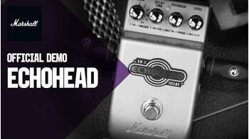"""Marshall EH-1"" gitar pedalı"