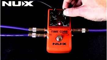 """""""Nux time core"""" - Gitara pedalı"""