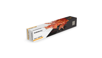 SteelSeries QCK+ Limited CS:GO Howl Edition Mouse Pad (PN63403)