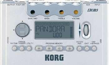 """Prossesor """"Korg PX5D"""""""