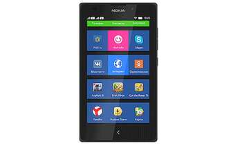 NOKIA XL DS BLACK
