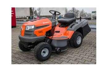 Mini traktor-Qazonkəsən Husqvarna TC 138