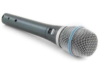 "Mikrofon ""Shure Beta 87A"""