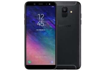Samsung Galaxy A6 (2018) Duos SM-A600F/DS 64GB 4G LTE Black