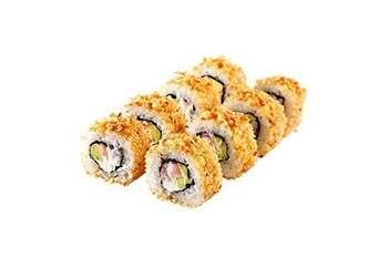 Ebi Crunch Roll