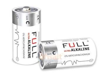 Batareyka f-031 (alkaline lr20 d)