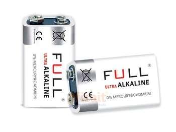 Batareyka f-032 (alkaline 6lr61 9v)