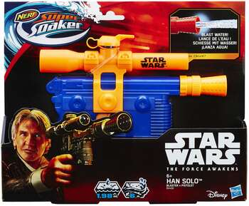 Super Soaker Sidekick Blaster