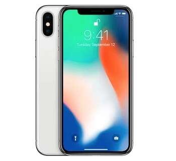 iPhone X 256GB LTE Silver