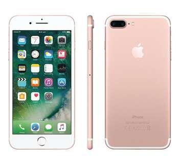 iPhone 7 Plus 256GB Rose