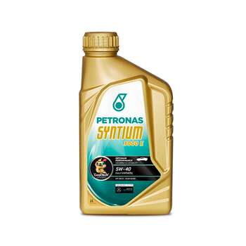 Motor yağı Petronas Syntium 3000 E 5W-40 1L