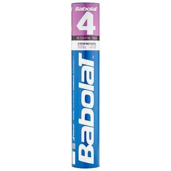 Badminton - topu - FEATHER SHUTTLE BABOLAT 4