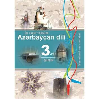 Azərbaycan Dili 3-cü Sinif Iş Dəftərim