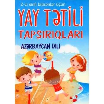 Azərbaycan dili yay tətili tapşırıqları 2