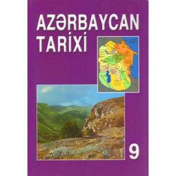 Azerbaycan tarixi (9-cu sinif)
