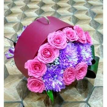Creative Box Rose