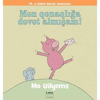 Mo Uilyems - Mən qonaqlığa dəvət almışam