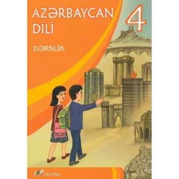 Rafiq İsmayılov - Azərbaycan dili 4 – cü sinif. Dərslik