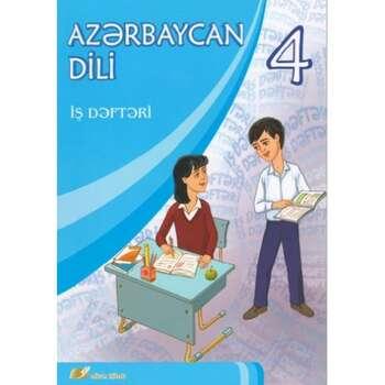 Azərbaycan dili 4 iş dəftəri