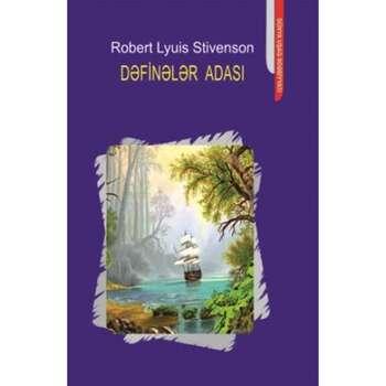 Robert Lyuis Stivenson - Dəfinələr adası,