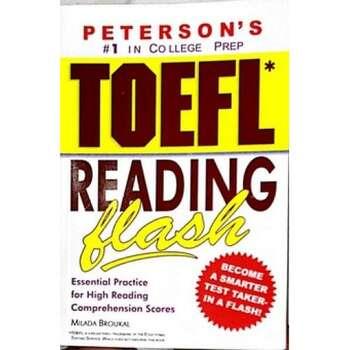 Peterson's Toefl Reading Flash
