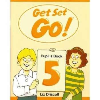 Get Set - Go!: Pupil's Book Level 5
