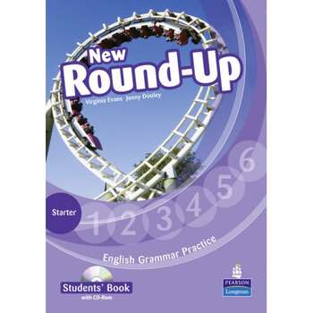 New Round Up Starter Student's Book CD-ROM pack