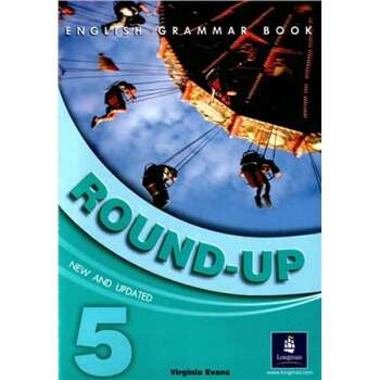 Round-Up 5. English Grammar Book