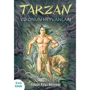 Edgar Rays Berrouz - Tarzan və onun heyvanları 3
