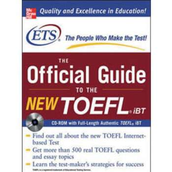 New-Toefl official guide