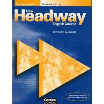 New Headway English Course, Pre-Intermediate, Workbook