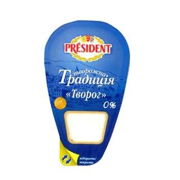 President 250gr Kesmik 0% Tv.Tradiciya Pl/Q