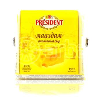 President 150gr Pendir Maazdam 8li