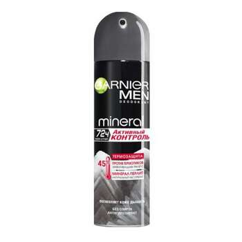 Garnier Mineral 150Ml Antiperspirant Aktiv.Kon.Men