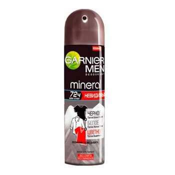 Garnier Mineral 150ml Nevidimiy Anti.Men