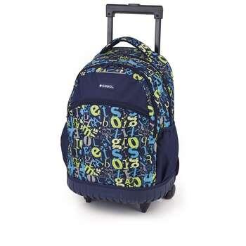 Gabol məktəb çantası təkərli