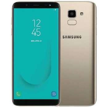 Samsung Galaxy J6 (2018) Dual SIM 32GB 3GB RAM 4G LTE Gold