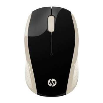 HP Slick Gold Wireless Mouse 2HU83AA