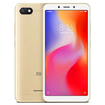 Redmi 6a 2/32 Gold