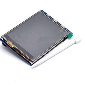 LCD Displey Raspberry Pi Toxunma Ekranı 2.8