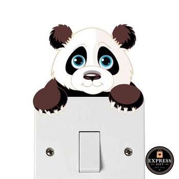 Elektrik yuvası üçün panda yapışqan