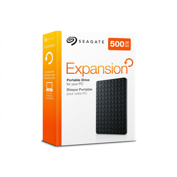 SEAGATE EXPANSİON 500GB