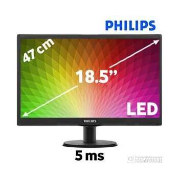 "Monitor Philips 18.5"" (193V5L)"