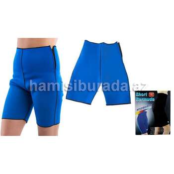Arıqlama Geyimi Reversible Short Bermuda Trimmer