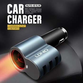 Ldnio Car Charger