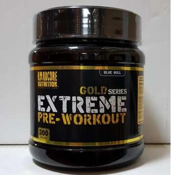 HN Extreme Pre Workout