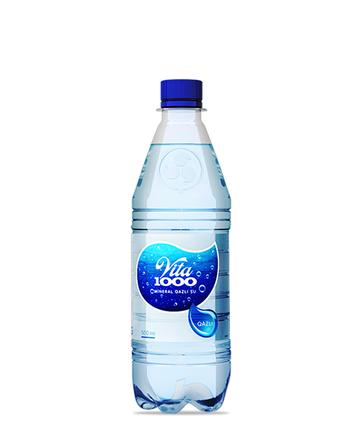 VITA1000 Water QAZLI 0,5LT