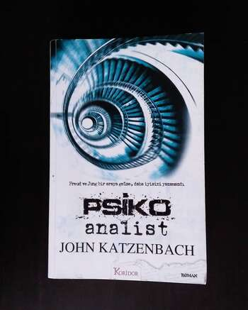 John Katzenbach - Psikoanalist