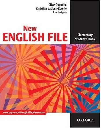 New English File: Elementary: Student's Book: Six-level general English course