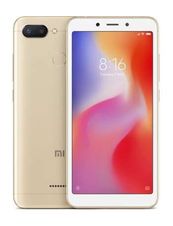 Redmi 6 3/64 Gold